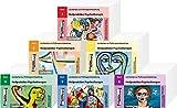 Heilpraktiker Psychotherapie - 1200 Lernkarten - Teil 1-6: Mein Weg zum Heilpraktiker in 6 Bänden