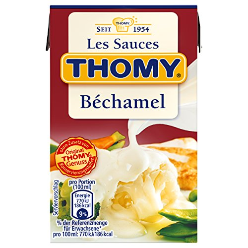 Thomy Les Sauces Bechamel, 12er Pack (12 x 254 g)
