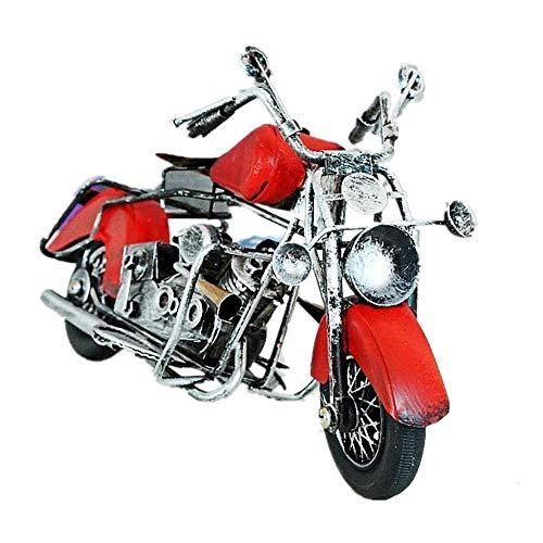 JunBo Metall-Kunsthandwerk Geschenk Dekoration Eisen und Motorrad Modell Handwerk