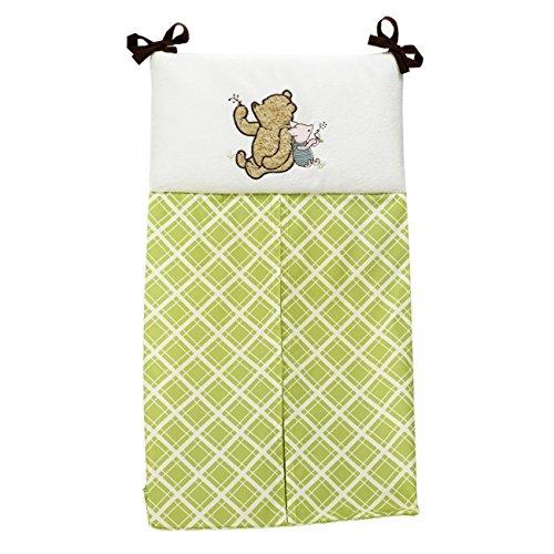 My Friend Pooh 4 Piece Baby Crib Bedding Set by Disney Baby by Disney