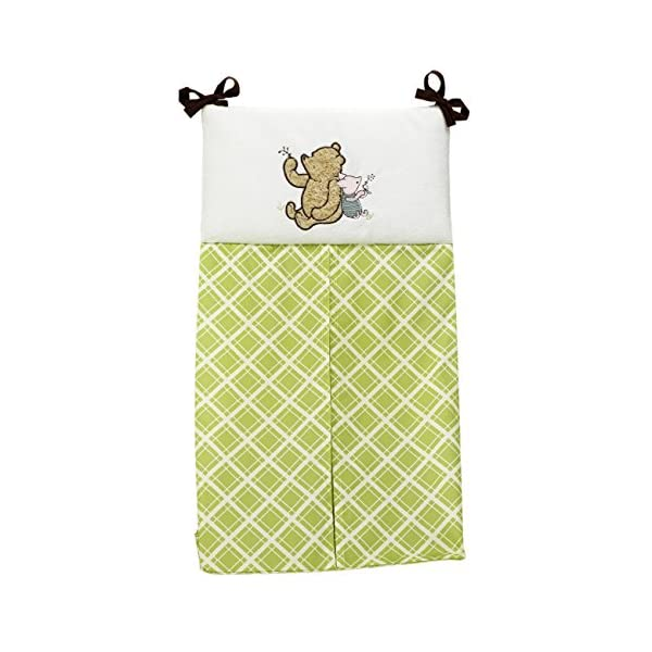 My Friend Pooh 4 Piece Baby Crib Bedding Set by Disney Baby by Disney   5