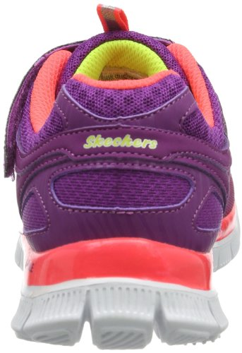 Skechers - Sneakers per bambine e ragazze Arancione (Orange (NCMT))