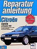 Citroen Xantia 1.6i, 1.8X, 1.8SX, 2.0SX, 2.0VSX, 16V VSX, VSX Elite, Diesel, TD SX, TD VSX: 1993-1996 (Auto-Reparaturanleitungen)