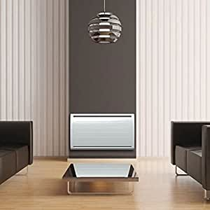 concerto radiateur en fonte et aluminium 2000w. Black Bedroom Furniture Sets. Home Design Ideas
