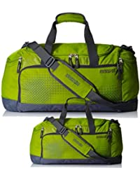 American Tourister XCITE LIME Bag Duffle Combo Set Of 2 Sizes