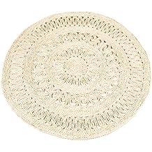 Teppich rund 180 cm  Suchergebnis auf Amazon.de für: strohteppich