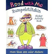 Rumpelstiltskin Activity Book (Read With Me)