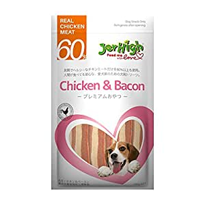 JerHigh Bacon real chicken Meat 70G