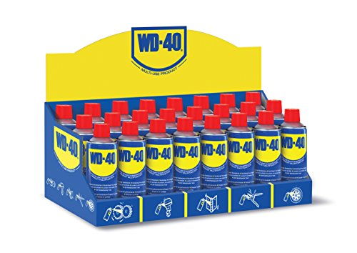WD-40 Multifunktionsprodukt Classic, 24 Dosen, 400 ml, 49204