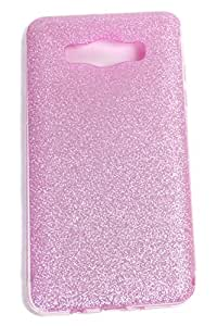 Cover ME - Samsung J710 (NEW 2016 MODEL) SOFT back cover for Girls * NOT FOR OLD J7 MODEL* - Pink