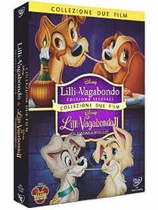 Lilli e il vagabondo + Lilli e il vagabondo II - Il cucciolo ribelle(collezione due film)