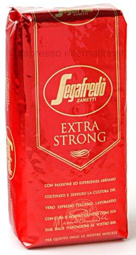 Segafredo Kaffee Espresso - Extra Strong, 1000g Bohnen