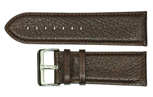 30mm-quality-brown-leather-watch-strap-by-condor