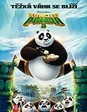 Locandina Kung Fu Panda 3 (Versione ceca)