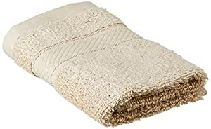 Trident Nectarsoft Solid 3 Piece 625 GSM Cotton Face Towel Set - Sand