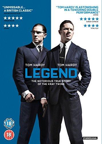 Legend [DVD] by Tom Hardy
