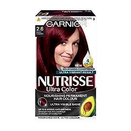 Garnier Nutrisse Permanent Hair Dye