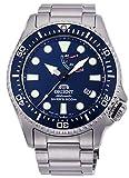 Orient Diver da 200m meccanico automatico riserva di carica orologio sportivo blu EL0002L