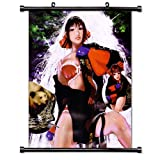 Rumble Roses Anime Fabric Wall Scroll Poster (16