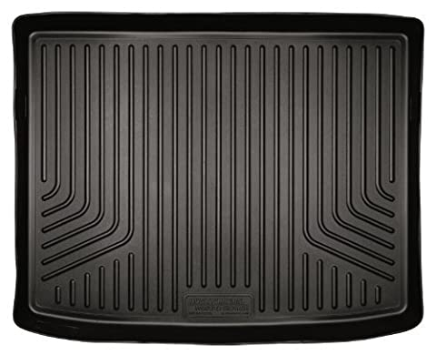 Husky Liners Custom Fit WeatherBeater Molded Trunk Liner for Select Chevrolet Volt Models (Black) by Husky Liners