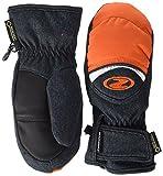 Ziener Lisbo GTX Handschuhe, Unisex Kinder, Blau Denim/Weiß, 4.5