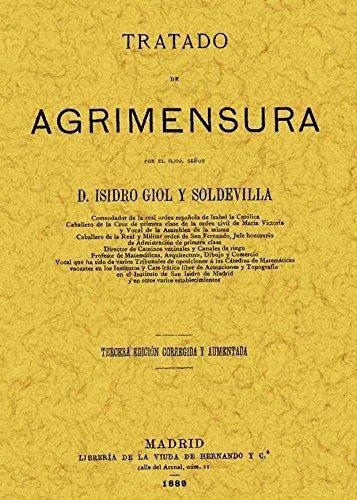 Descargar Libro Tratado de Agrimensura de Isidro Giol y Soldevilla