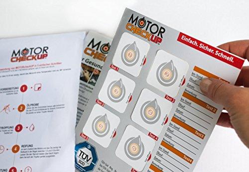 Preisvergleich Produktbild Der Gesundheits-Check für Ihren Motor – 6er Test