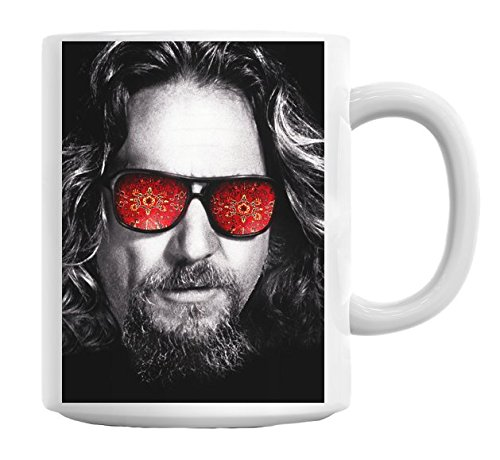 The Big Lebowski Dude-Tazza