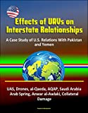 Effects of UAVs on Interstate Relationships: A Case Study of U.S. Relations With Pakistan and Yemen - UAS, Drones, al-Qaeda, AQAP, Saudi Arabia, Arab Spring, ... Collateral Damage (English Edition)
