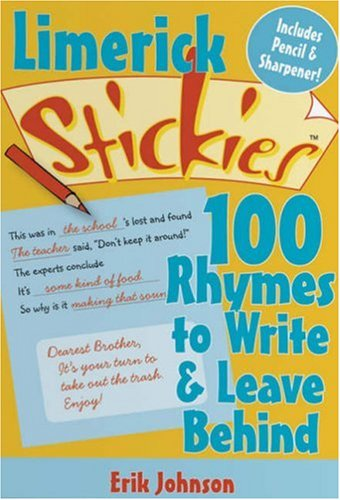 limerick-stickies-100-rhymes-to-write-leave-behind-with-pencilwith-sharpener-100-rhymes-to-write-and