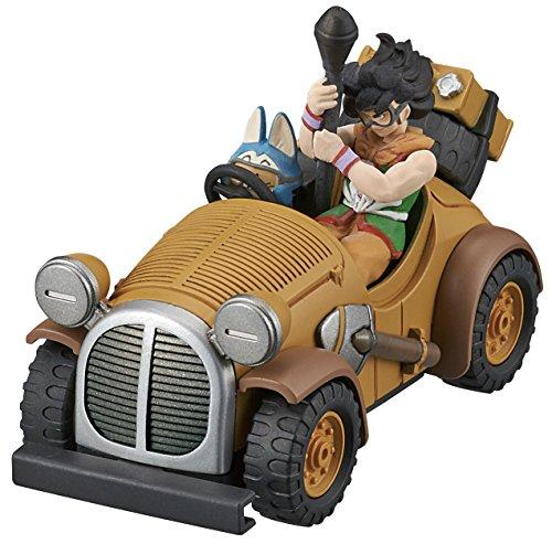 BANDAI Model Kit 17613-56229Dragon Ball Mecha Collection-Yamcha Mighty ratón