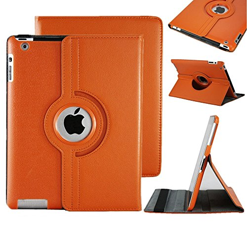 best-quality-apple-ipad-air2-2014-15-ipad-6-360-rotating-magnetic-pu-leather-case-orange-smart-cover
