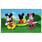 Disney 15419 Vloerkleed Mickey Mouse Clubhouse: 140X80 cm