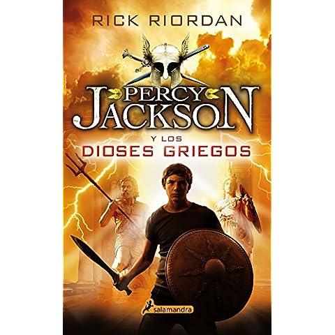 PERCY JACKSON Y LOS DIOSES GRIEGOS (S) (Juvenil)