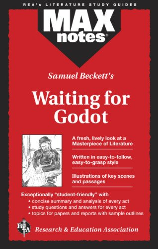 Waiting for Godot (Maxnotes Literature Guides)