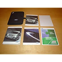 FORD TRANSIT MK7 OWNERS MANUAL HANDBOOK c/w WALLET (2006 - 2013) SPORT