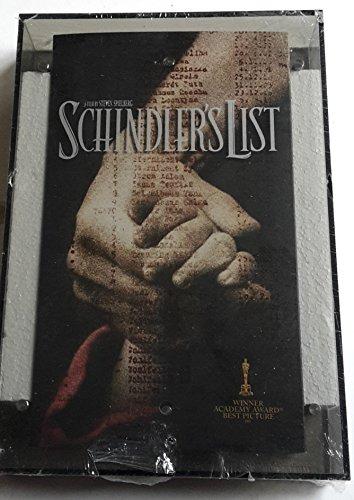 schindlers-list-special-edition-box-esterno-in-plexiglas-dvd-cd-book-senitype-import-usa-regione-1