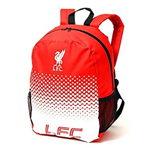 Liverpool FC Football Team Fade Zip Bag Backpack from Forever Collectables