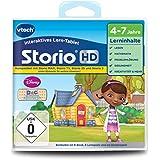 VTech - Doc McStuffins, juego para tablet educativo Storio (80-272104) (versión en alemán)