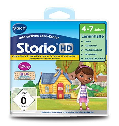VTech 80-272104 - Lernspiel für Tablet - Doc McStuffins (TV)