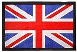 Fußmatte England London Union Jack, Größen:40x60