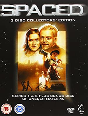 Spaced - Definitive Edition [3 DVDs] [UK Import] [Collector's Edition]
