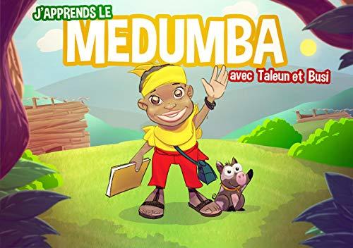 Couverture du livre J'apprends le Medumba: Les aventures de Taleun et Busi