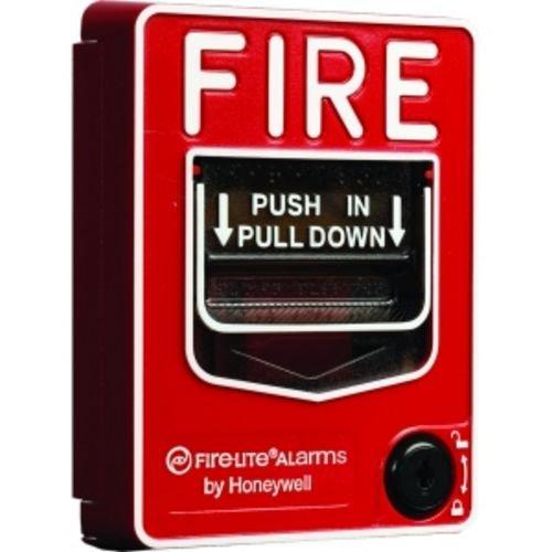 bg-12–Firelite Feueralarm Pull Station