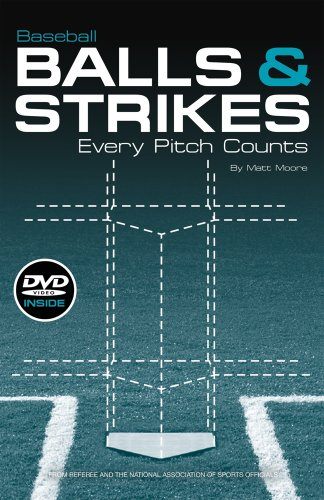 Baseball Balls & Strikes: Every Pitch Counts- includes DVD