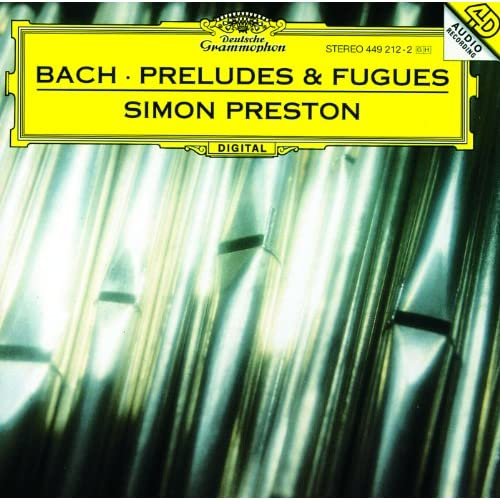 J.S. Bach: Prelude And Fugue In D Minor, BWV 554 (App. B