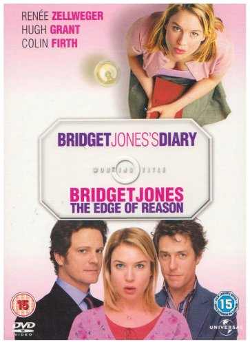Preisvergleich Produktbild Bridget Jones's Diary / Bridget Jones; Edge of Reason [2 DVDs] [UK Import]