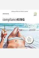 complianceKING: Das besondere Notizbuch (No. 59) Taschenbuch