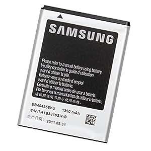 Batterie Samsung EB494358VU 1350 mAh Li-ion 3.7V pour le Samsung Galaxy Ace S5830