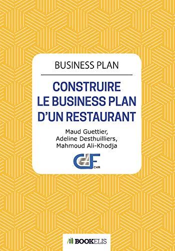 Livre pdf gratuit a telecharger Business Plan